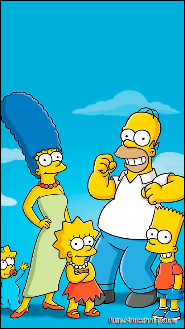Симпсоны/The Simpsons